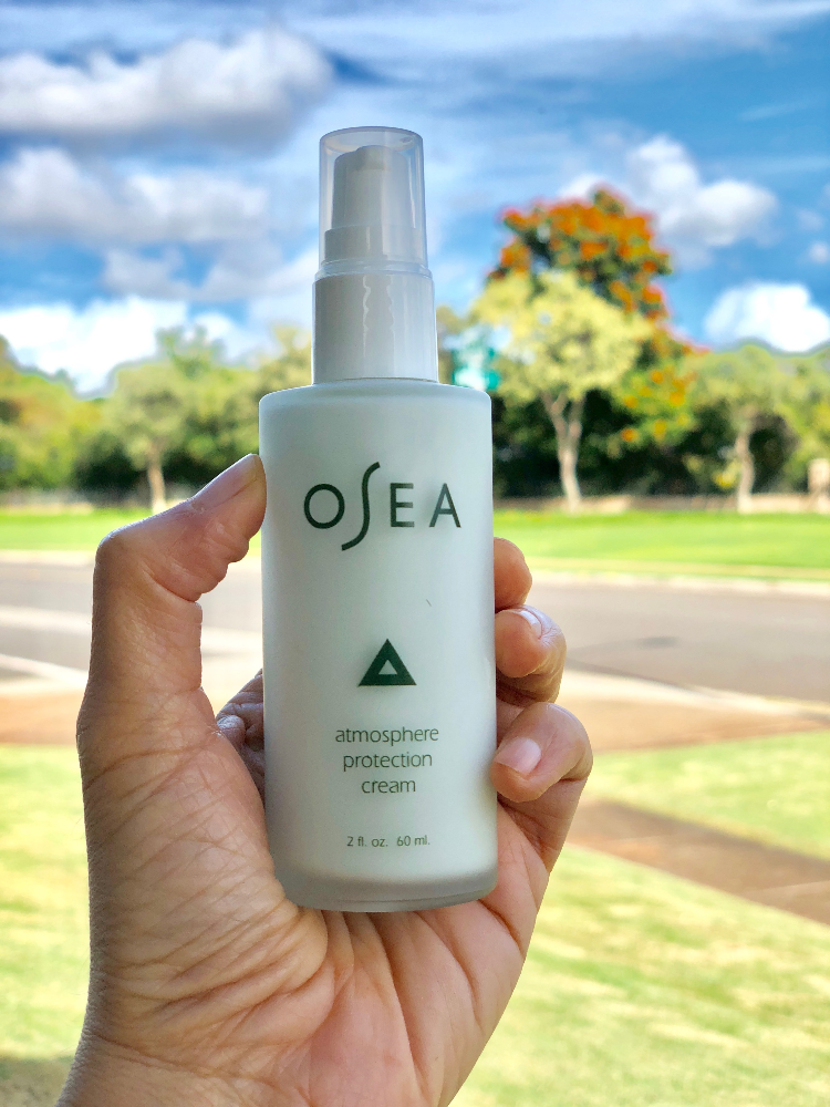 Vegan Skincare: Osea Atmosphere Protection Cream