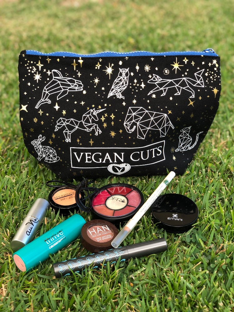Vegan Cuts Beauty Subscription Box