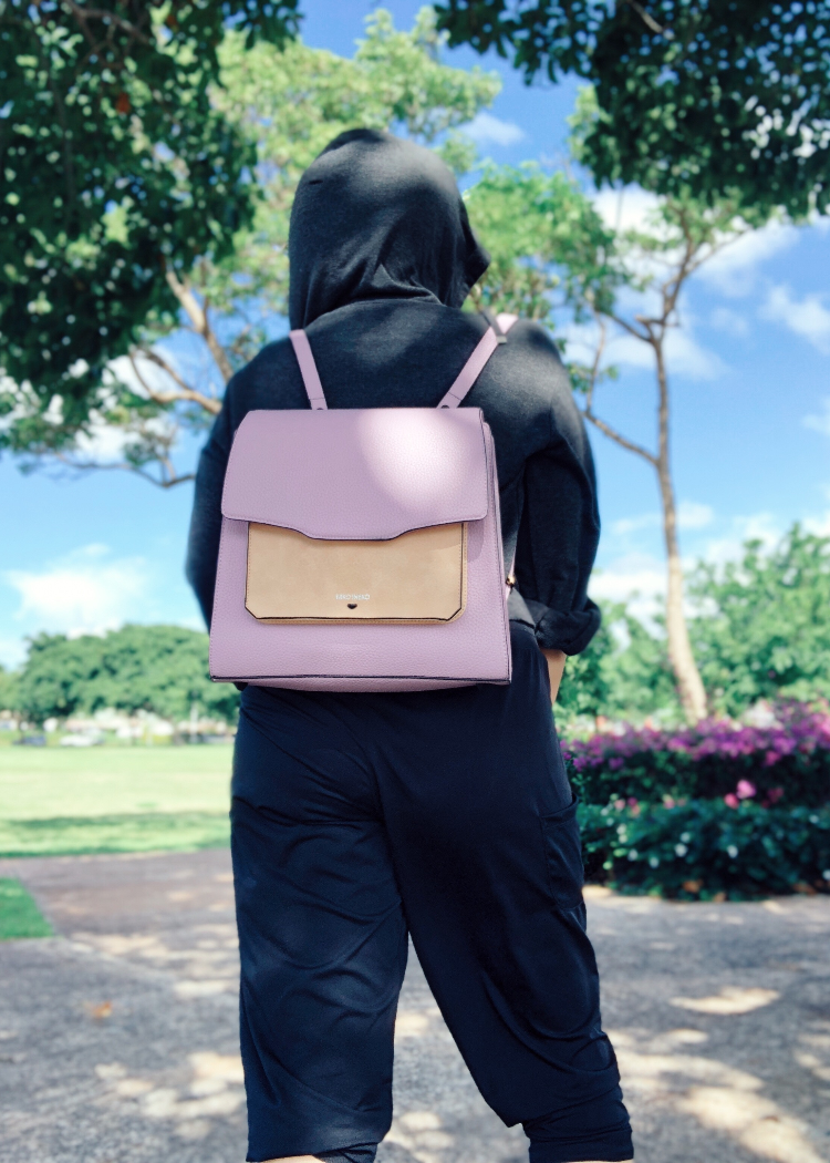 Niko Ineko Vegan Backpack