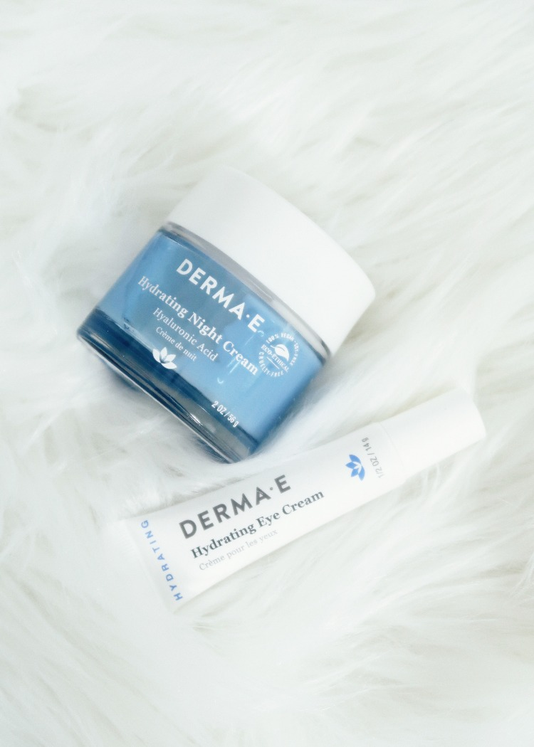 Derma E Hydrating Night Cream Eye Cream