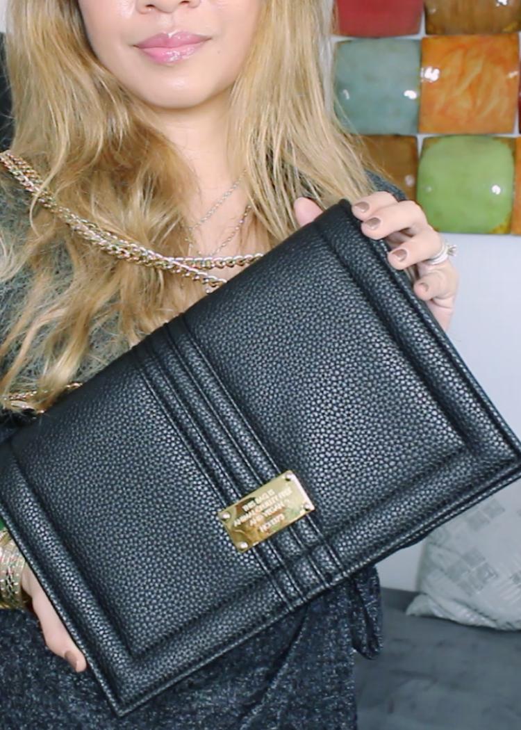 Designer Vegan Handbag Alexandra K