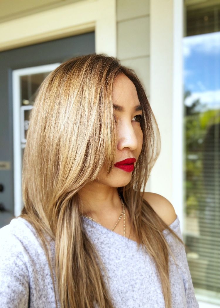Balayage Vegan Hair Color