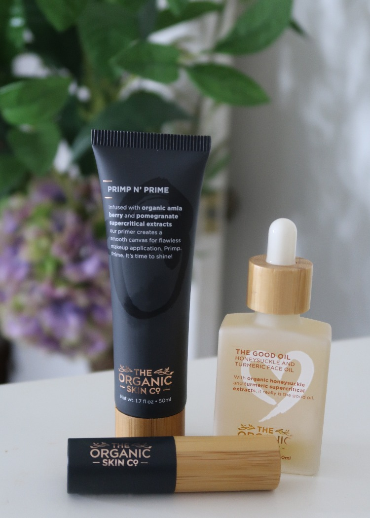 The Organic Skin Co vegan & Cruelty-Free Beauty