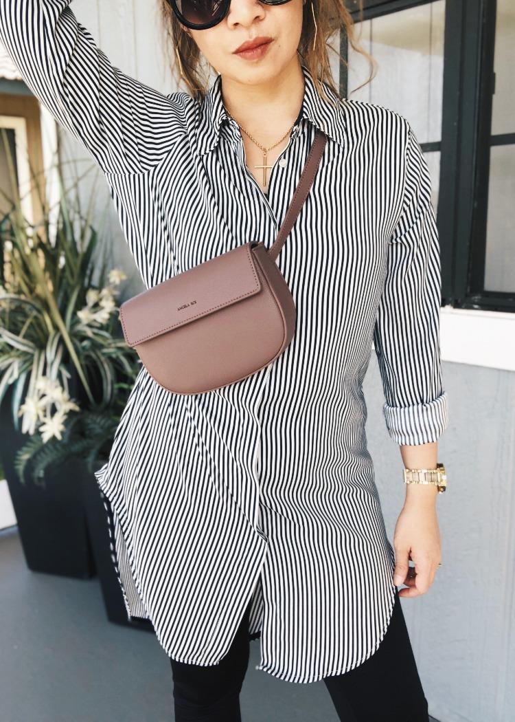 Angela Roi Hamilton Belt Crossbody Bag