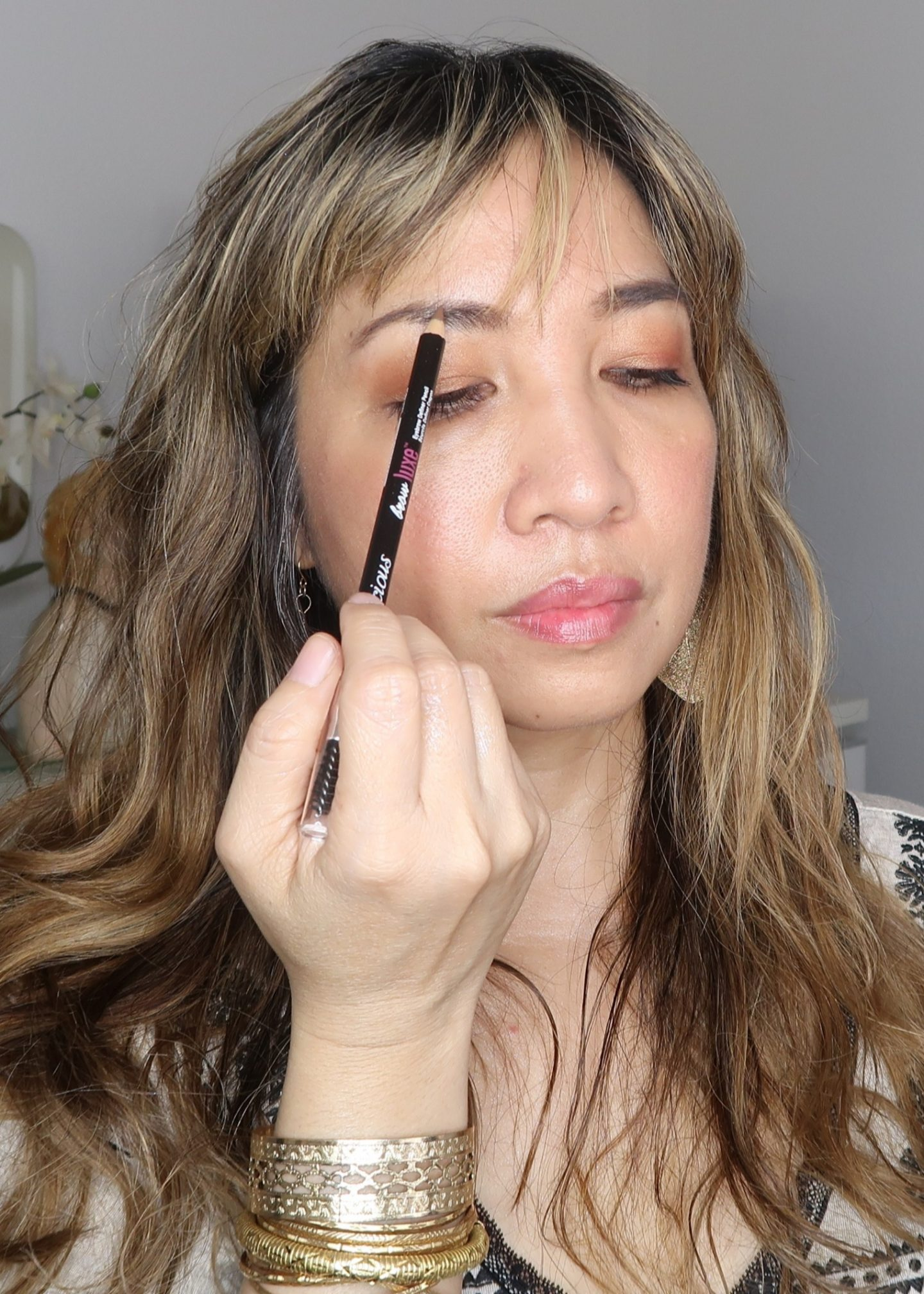 Hawaii Beauty Blogger Thefabzilla shares some glamorous vegan and cruelty-free makeups from Luscious Cosmetics