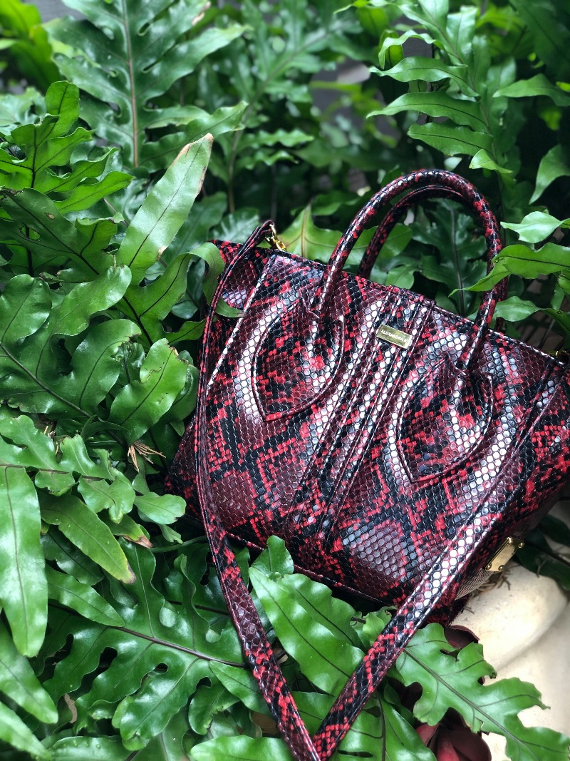 Hawaii Fashion Blogger shares Alexandra K Luxury Vegan Handbag collection for Fall-Winter 2019