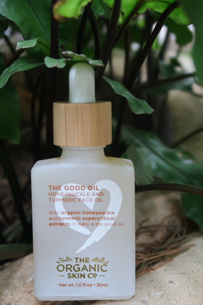 Beauty Blogger Thefabzilla shares great beauty finds from The Organic Skin Co, all vegan, cruelty-free, gluten-free and natural.
