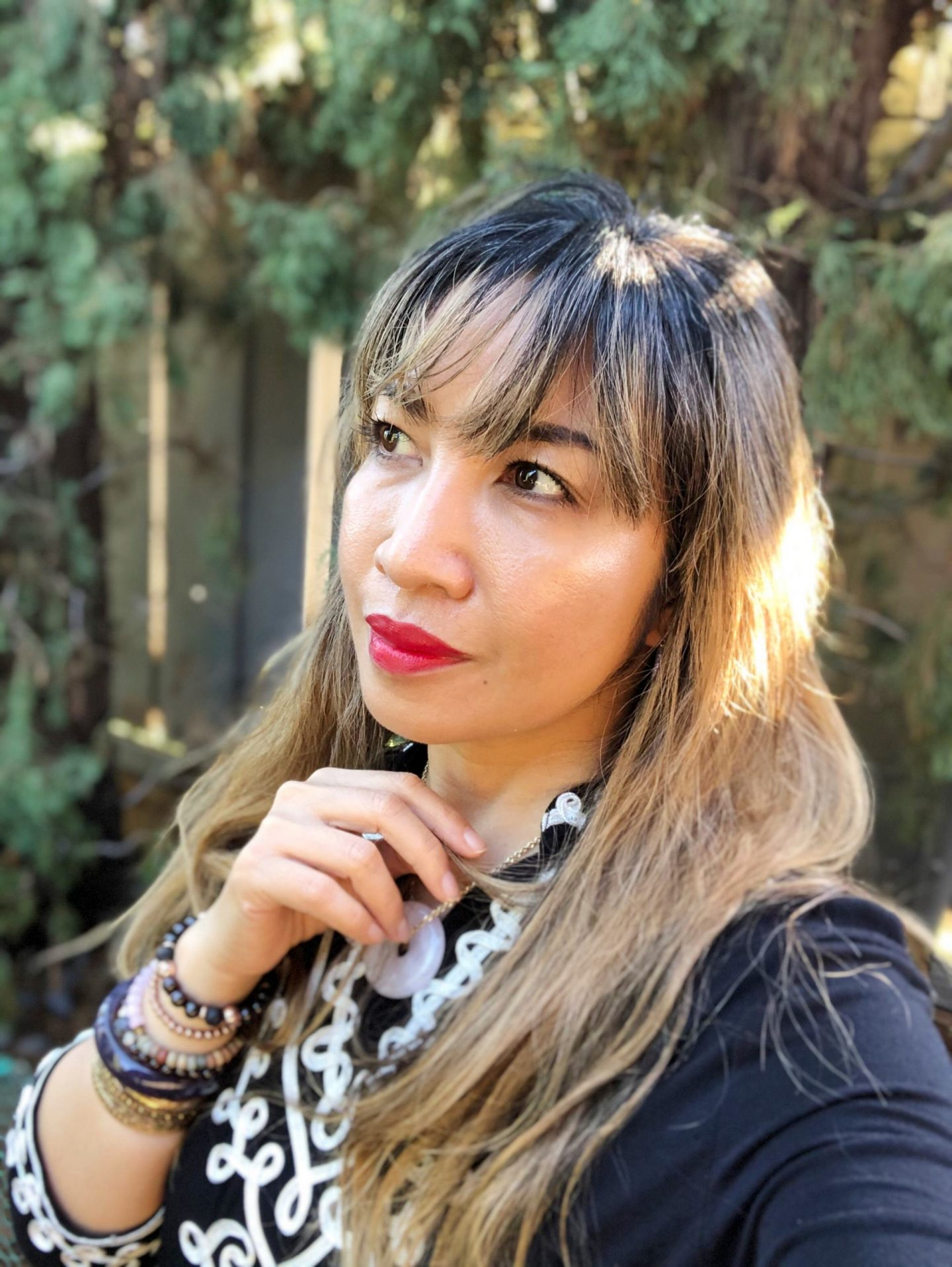 Vegan Beauty Blogger Thefabzilla shares her favorite look for fall