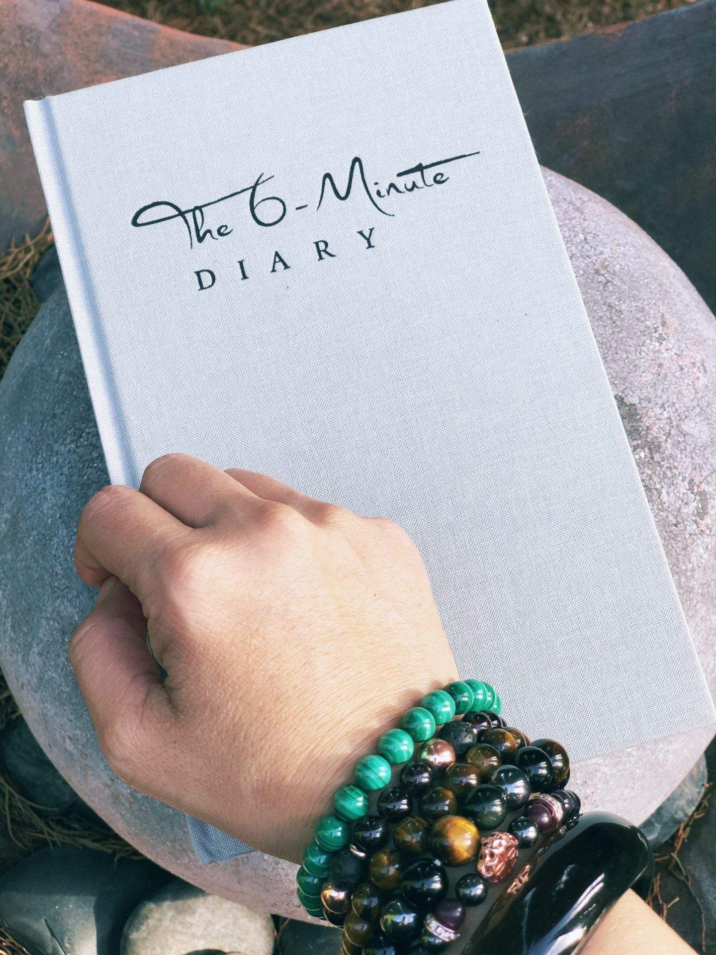 the 6 minute diary self-help book